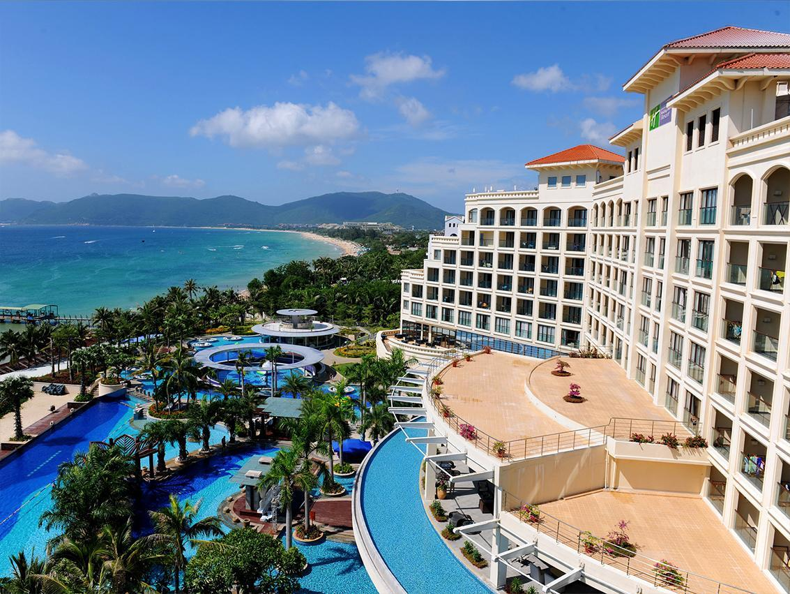 Lan Resort Sanya - The Original Holiday Inn Resort Sanya Yalong Bay - Sanya