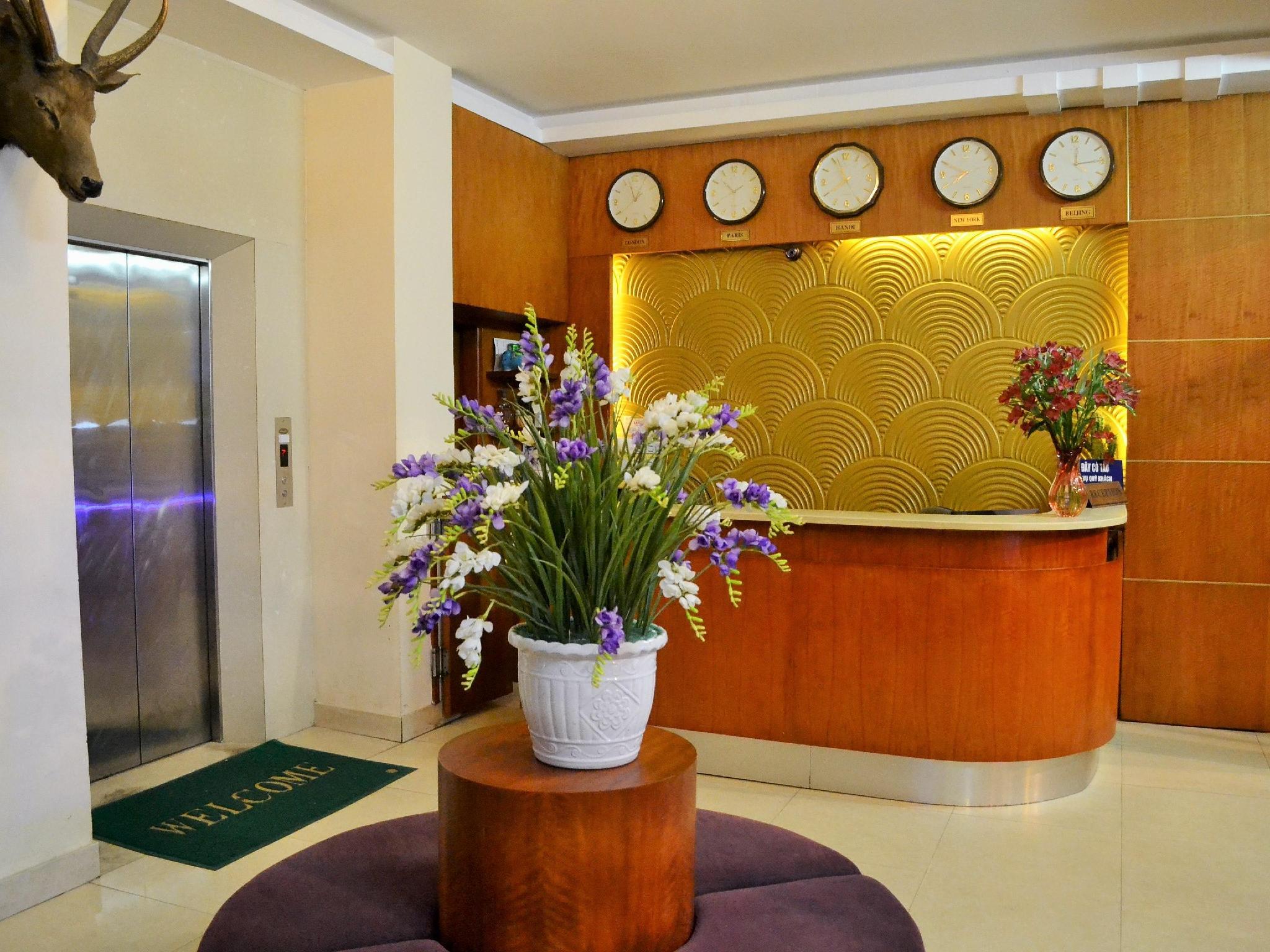 Hoang Lan Hotel - Hotell och Boende i Vietnam , Halong