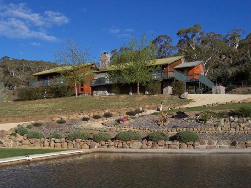 Mowamba River Lodge - Hotell och Boende i Australien , Jindabyne