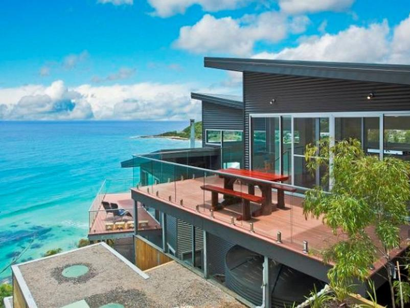 Sapphire Holiday House - Hotell och Boende i Australien , Great Ocean Road - Wye River