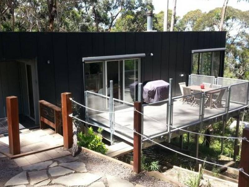 EyeSeaWye Holiday House - Hotell och Boende i Australien , Great Ocean Road - Wye River