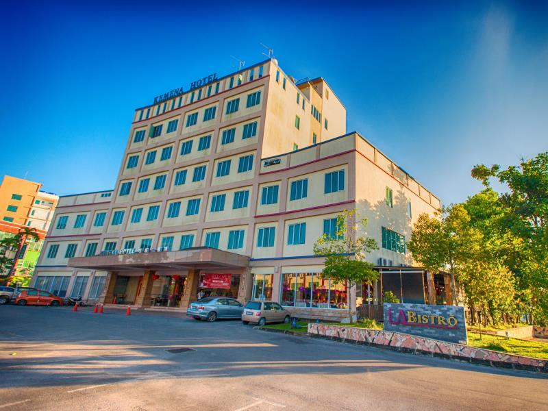 Kemena Hotel - Hotels and Accommodation in Malaysia, Asia