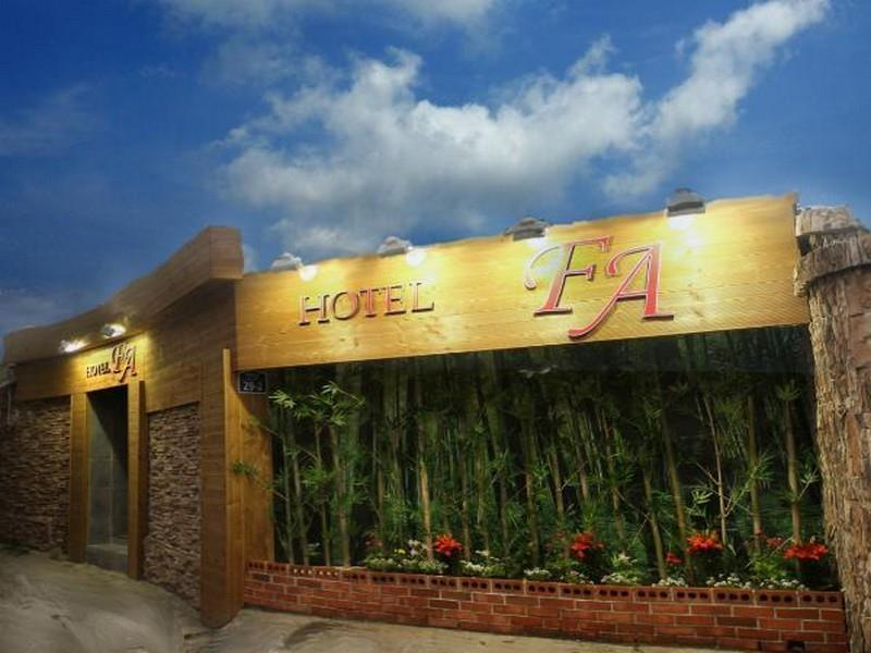 Hotel FA 1 - Hotels and Accommodation in South Korea, Asia