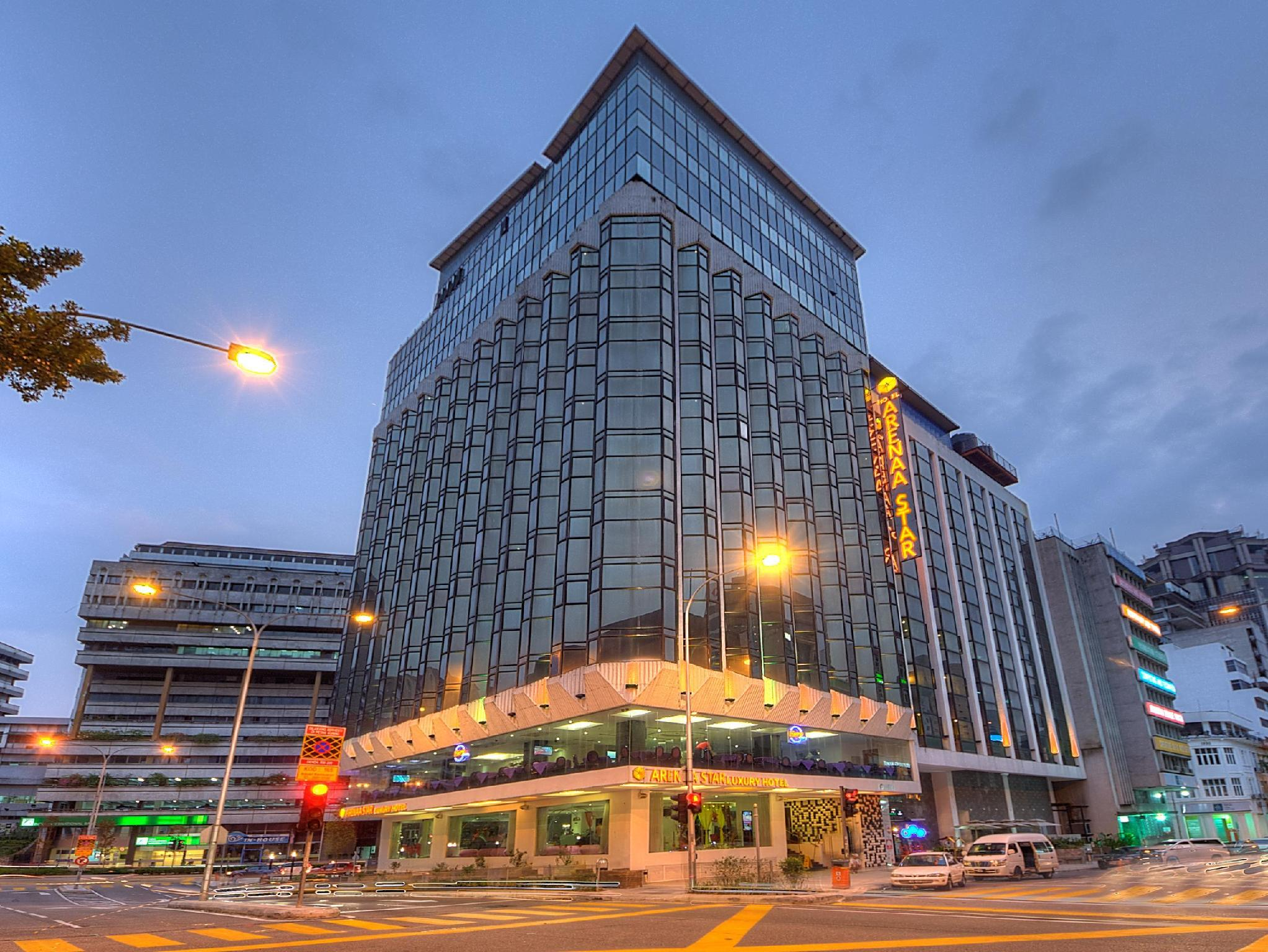 Arenaa Star Hotel - Hotels and Accommodation in Malaysia, Asia