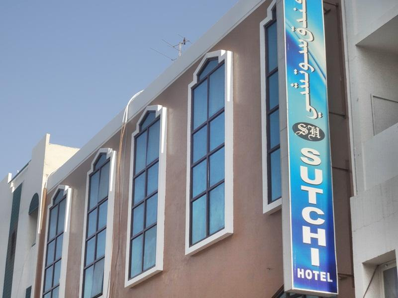 Sutchi Hotel - Hotels and Accommodation in United Arab Emirates, Middle East