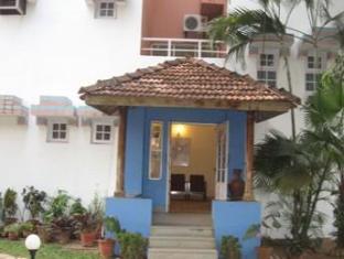 Hotel Blue Bay Goa - Wejście