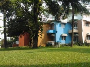 Hotel Blue Bay Северен Гоа - Фасада на хотела