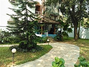 Hotel Blue Bay Goa - Ogród