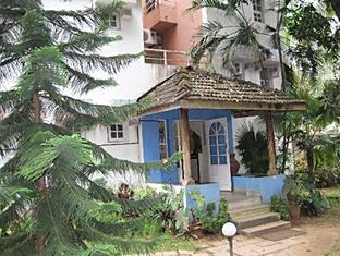 Hotel Blue Bay Goa - Hotel z zewnątrz
