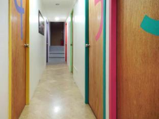 MNL Boutique Hostel Manila - Interior