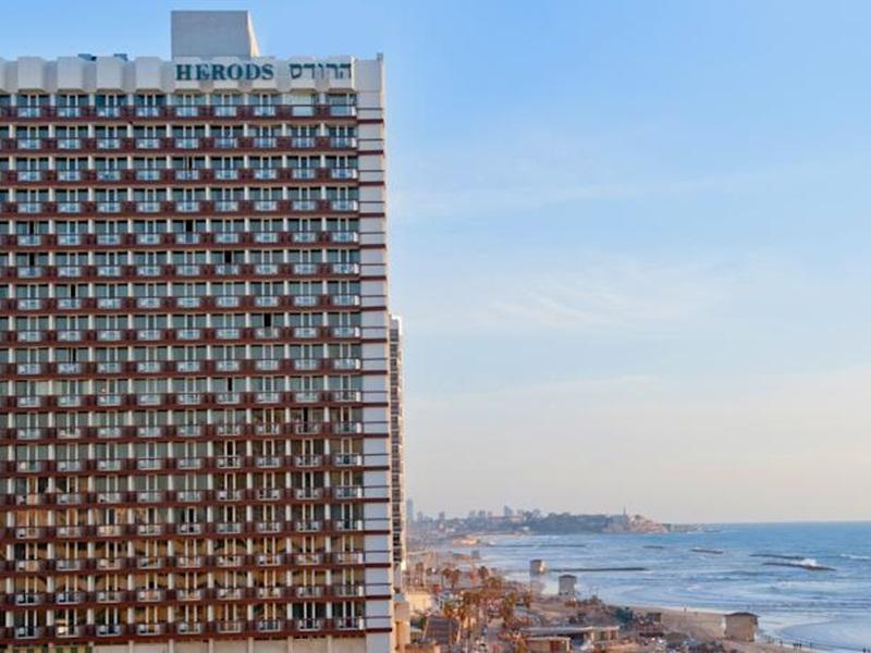 Herods Tel Aviv By the Beach - Hotels and Accommodation in Israel, Middle East