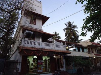 Hotel Coramandal Heritage - Hotel and accommodation in India in Pondicherry