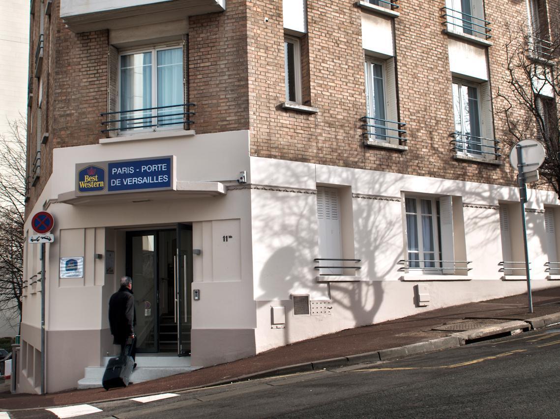 Hotel Best Western Issy Porte de Versailles - Hotell och Boende i Frankrike i Europa