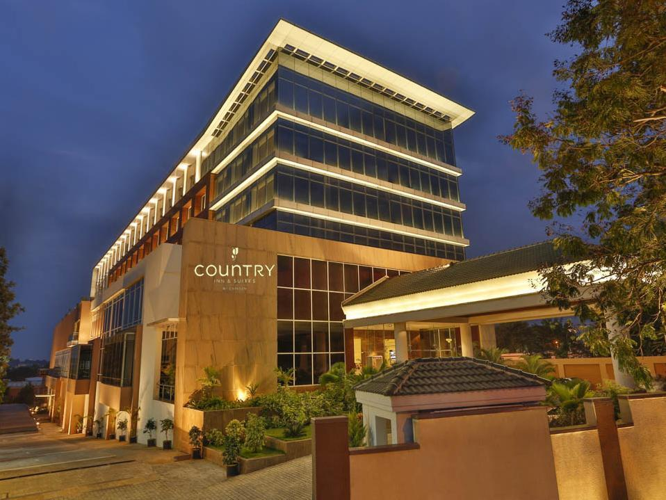 Country Inn   Suites by Carlson, Mysore - Hotel and accommodation in India in Mysore