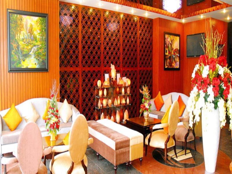 Luna Diamond Hotel Danang - Hotell och Boende i Vietnam , Da Nang