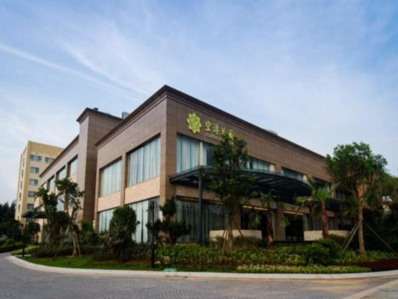 Fuzhou Fliport Garden Hotel - Hotels and Accommodation in China, Asia