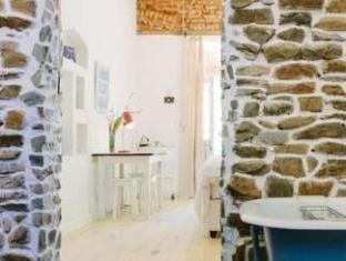 La Grenadine Petit Hotel Kapstaden - Badrum