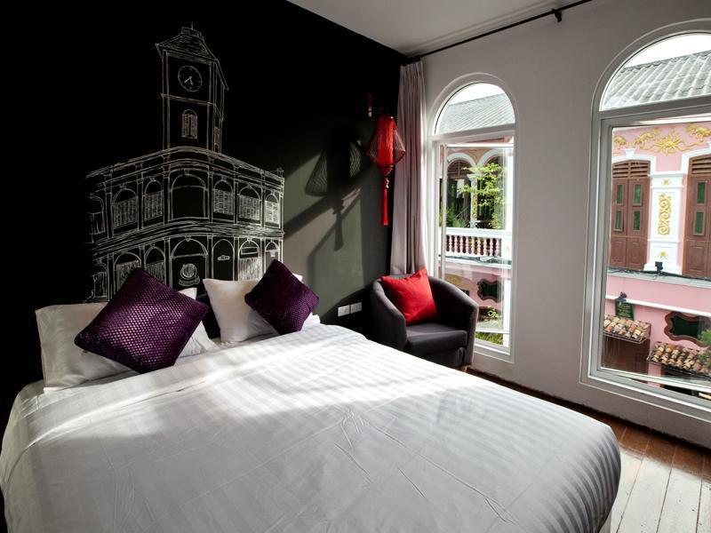 Hotell The Rommanee Boutique Guesthouse i , Phuket. Klicka för att läsa mer och skicka bokningsförfrågan