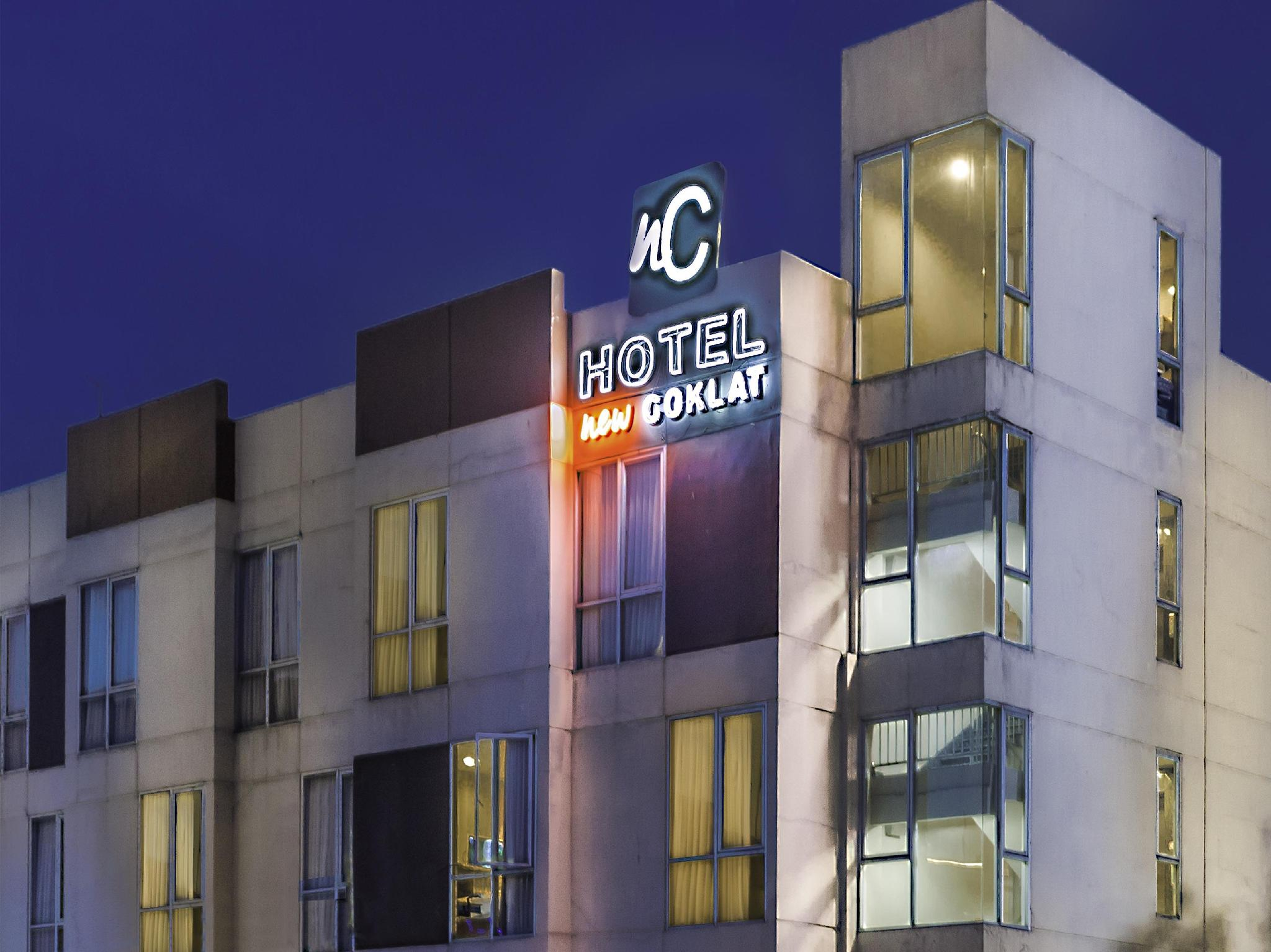 Hotel New Coklat - Hotels and Accommodation in Indonesia, Asia