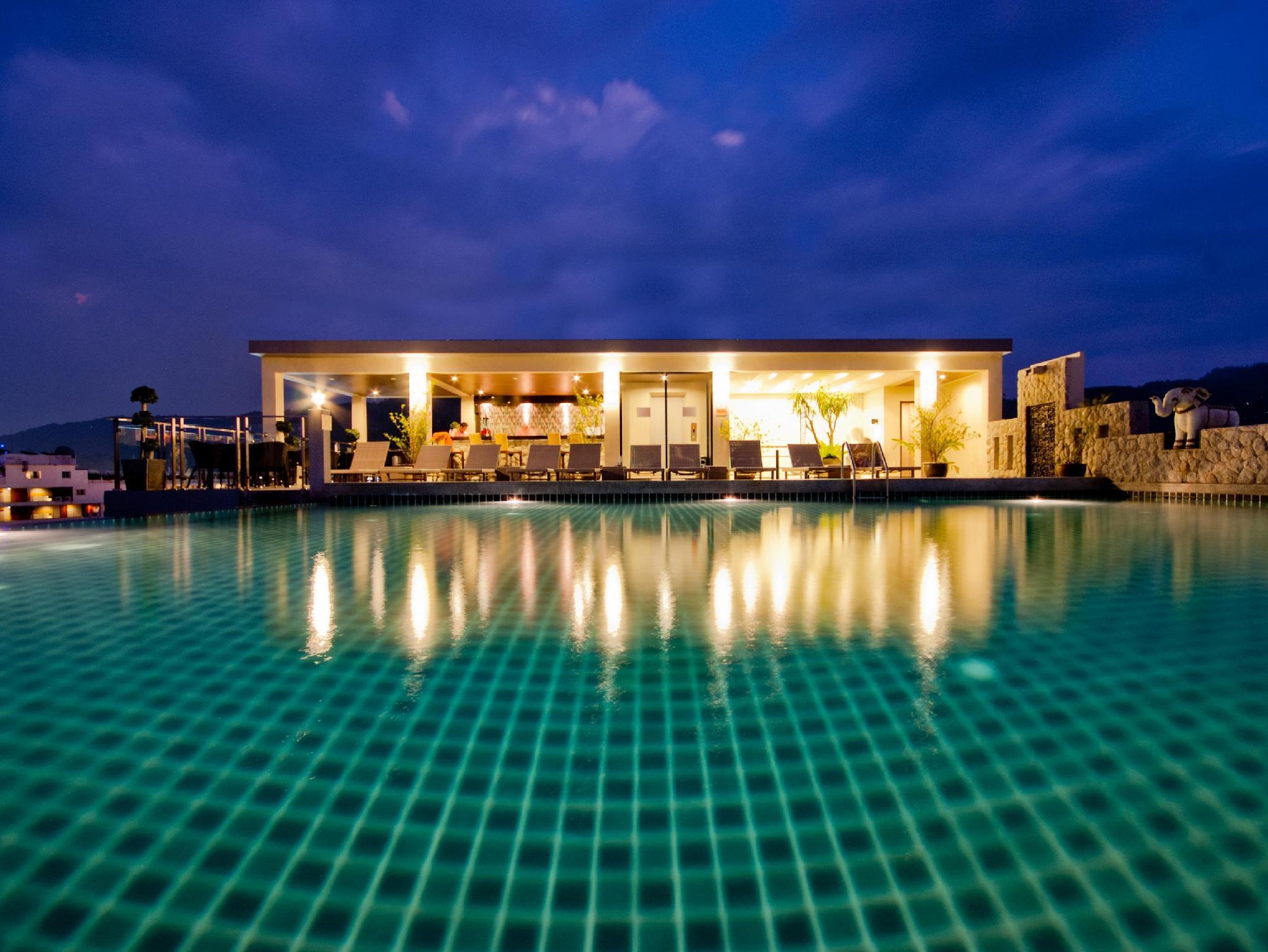 Hotell Meir Jarr Hotel i Patong, Phuket. Klicka för att läsa mer och skicka bokningsförfrågan