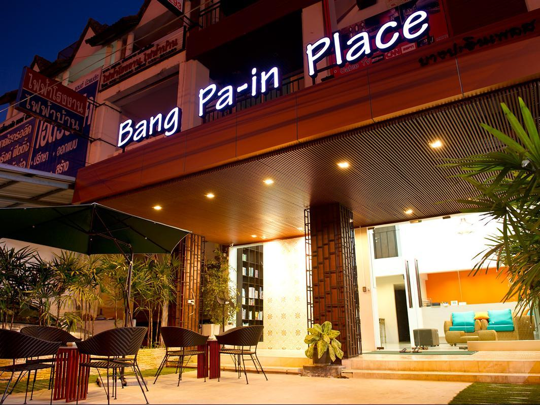 Bang Pa-in Place - Hotels and Accommodation in Thailand, Asia