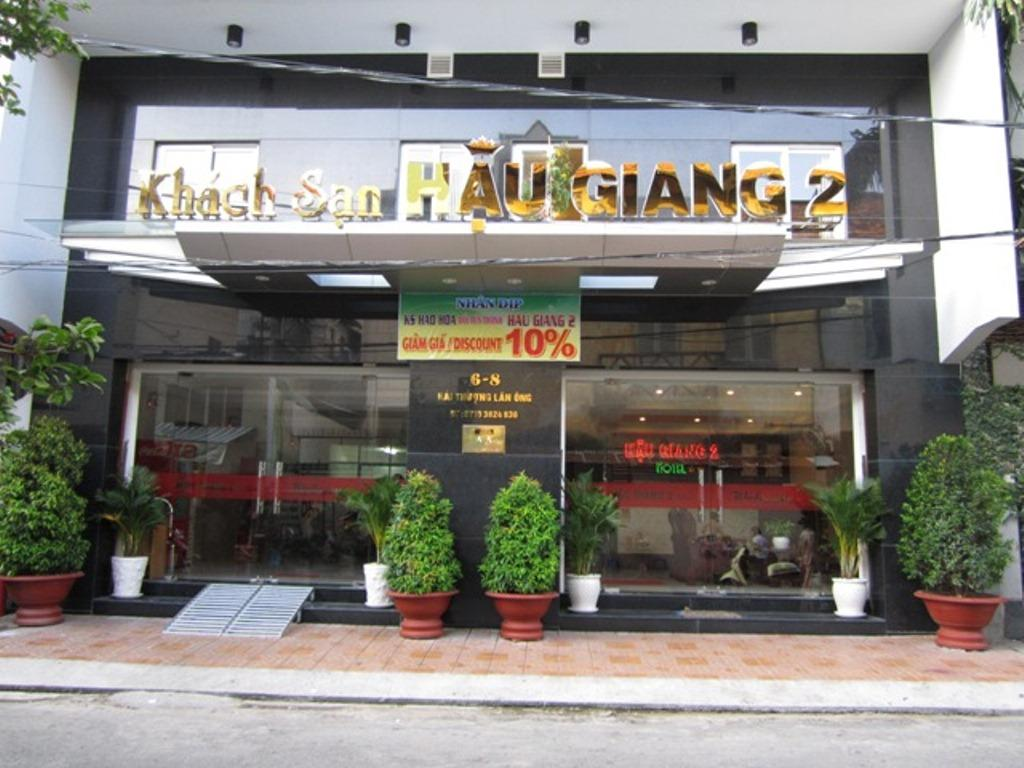 Hau Giang 2 Hotel Can Tho - Hotels and Accommodation in Vietnam, Asia