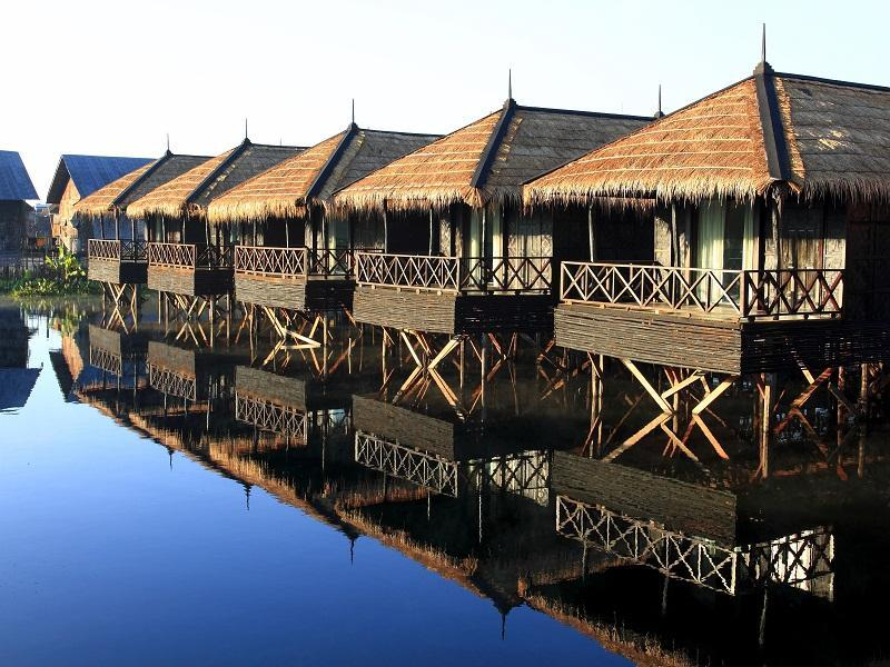 Royal Inle Resort Inle Lake