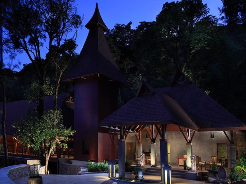 The Tamara Coorg Resort - Hotel and accommodation in India in Coorg