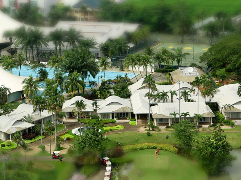 Bungalow Modern Golf & Country Club - Hotels and Accommodation in Indonesia, Asia