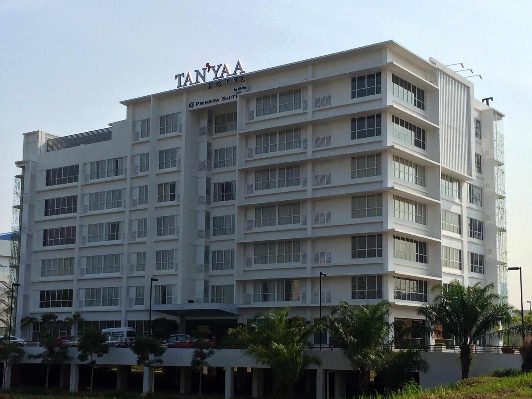 Tan'Yaa Hotel by Ri-Yaz - Cyberjaya