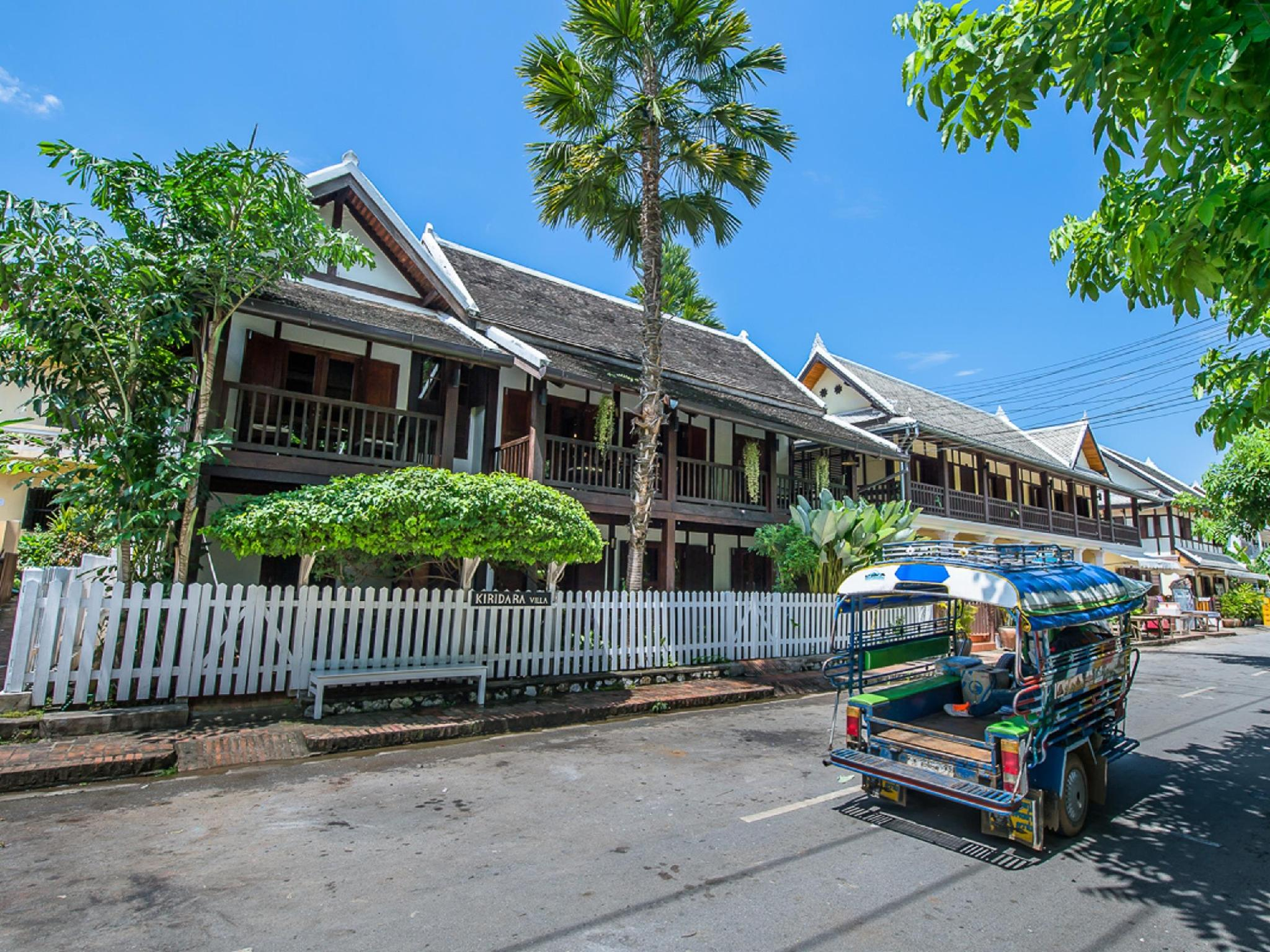 Kiridara Villa Ban Kili - Luang Prabang