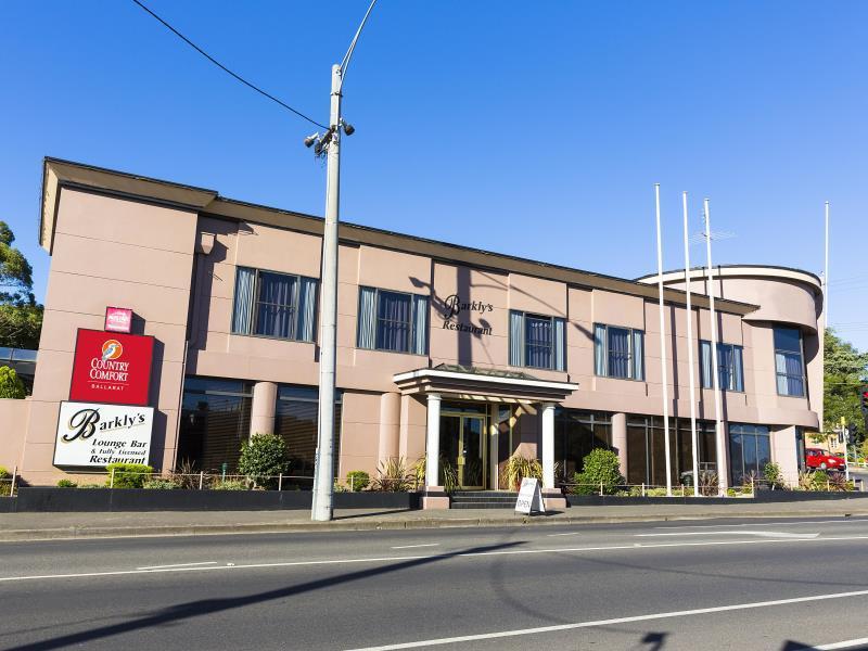 Best Western Barkly Motorlodge - Hotell och Boende i Australien , Ballarat