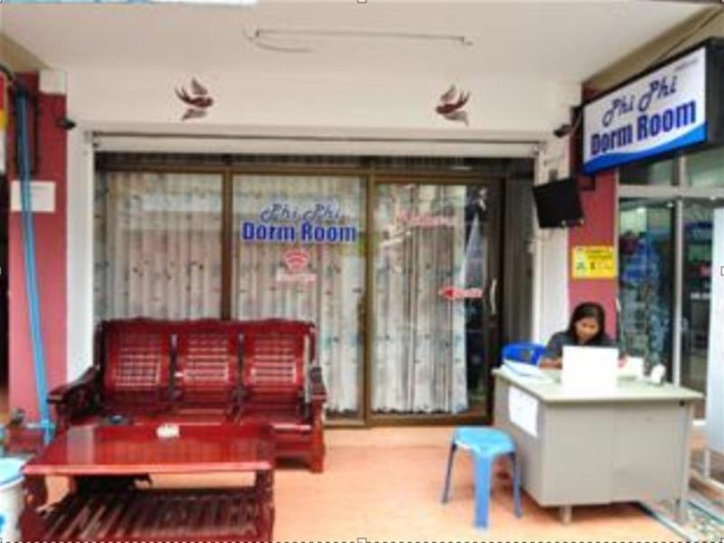 Hotell Phi Phi Dorm Room Guest House i Ao Lo Dalam, Krabi. Klicka för att läsa mer och skicka bokningsförfrågan