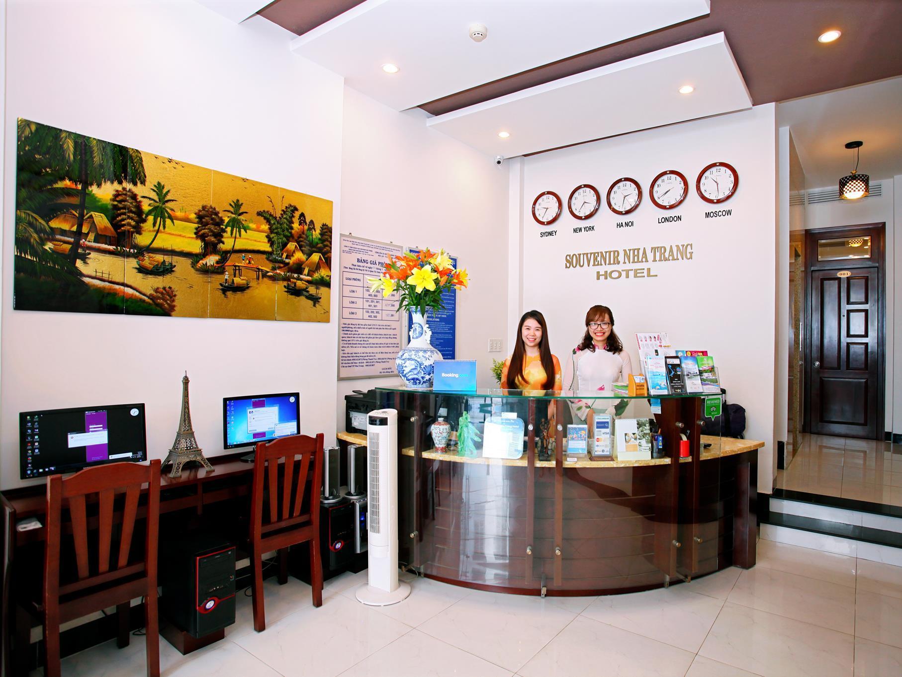 Hotell Souvenir Nha Trang Hotel