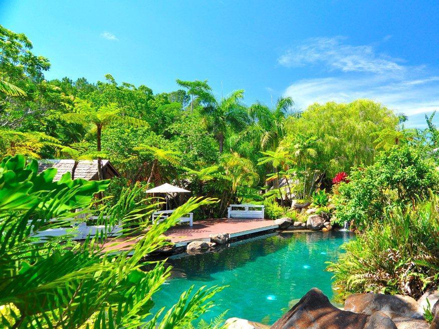 Kuranda Rainforest Retreat - Hotell och Boende i Australien , Cairns