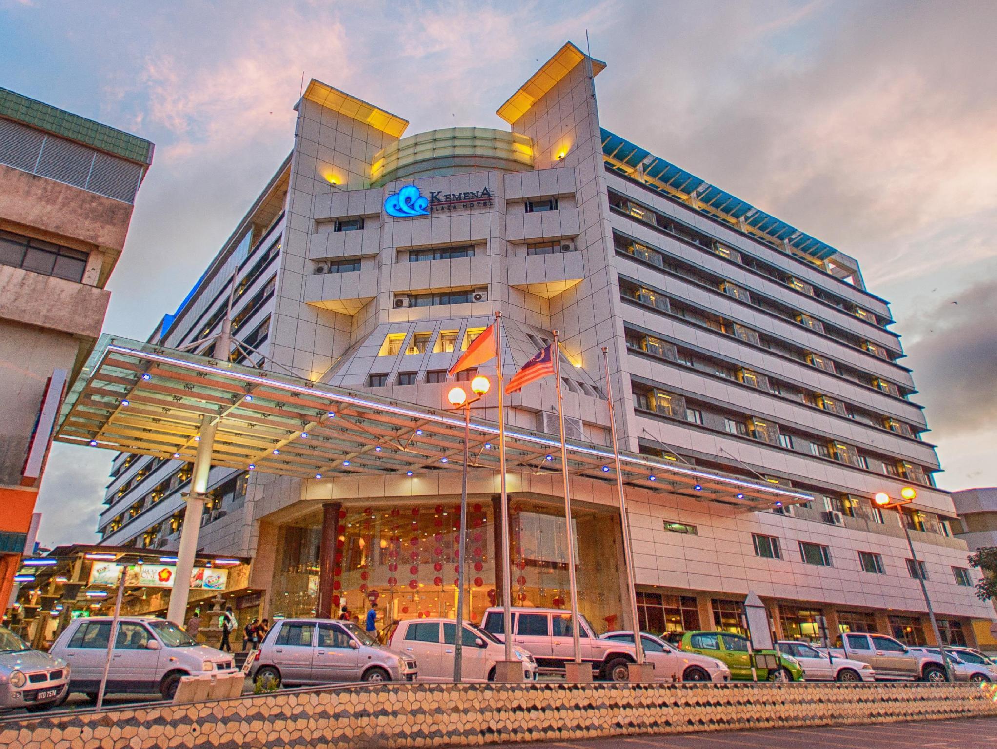 Kemena Plaza Hotel - Hotels and Accommodation in Malaysia, Asia
