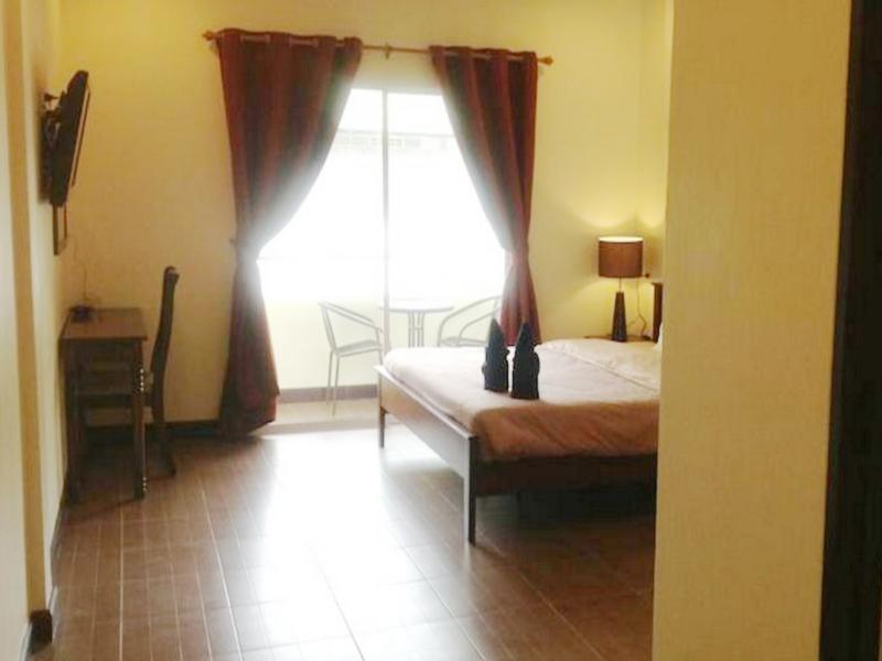 Hotell Jomtien Little Mango Guesthouse i , Pattaya. Klicka för att läsa mer och skicka bokningsförfrågan