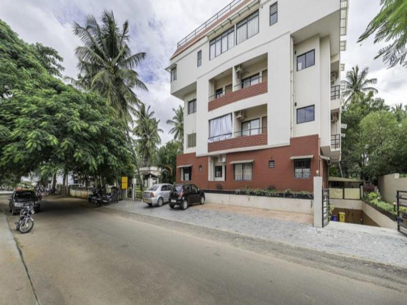 Urban Oasis Serviced Apartment - Hotel and accommodation in India in Mysore