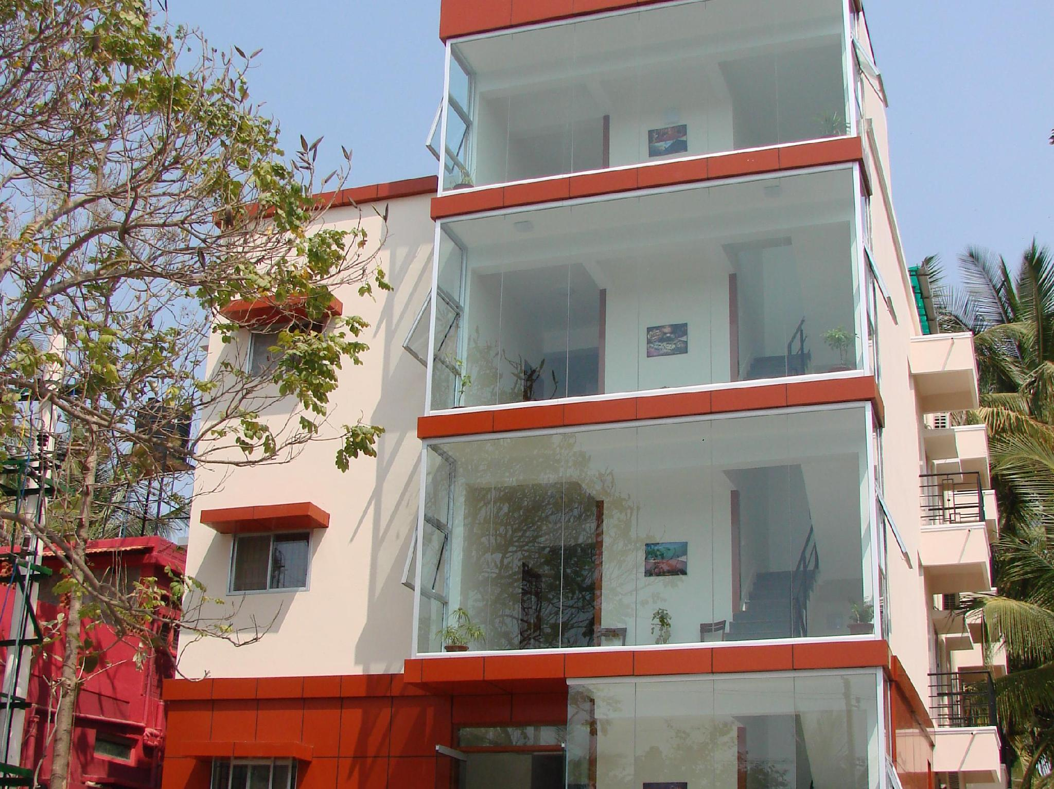 Urban Oasis - Compact Apartment - Hotel and accommodation in India in Mysore