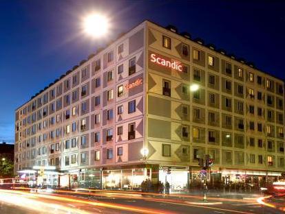 Scandic Malmen Hotel