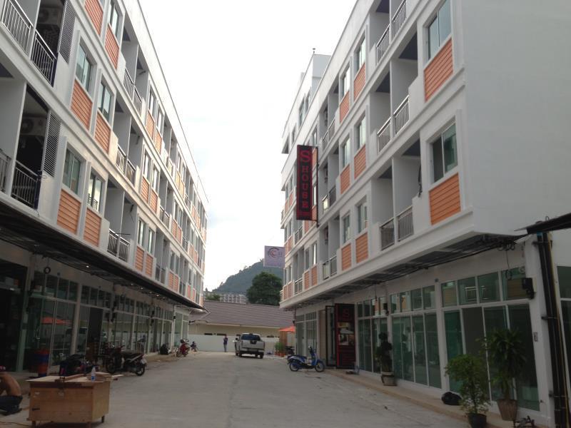 Hotell S House i Patong, Phuket. Klicka för att läsa mer och skicka bokningsförfrågan