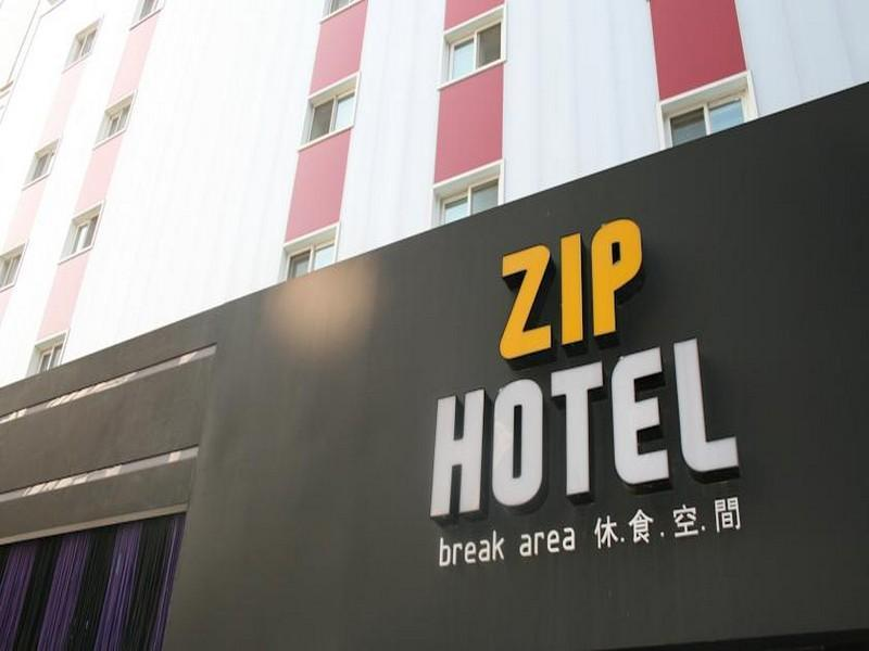 ZIP Hotel - Hotels and Accommodation in South Korea, Asia