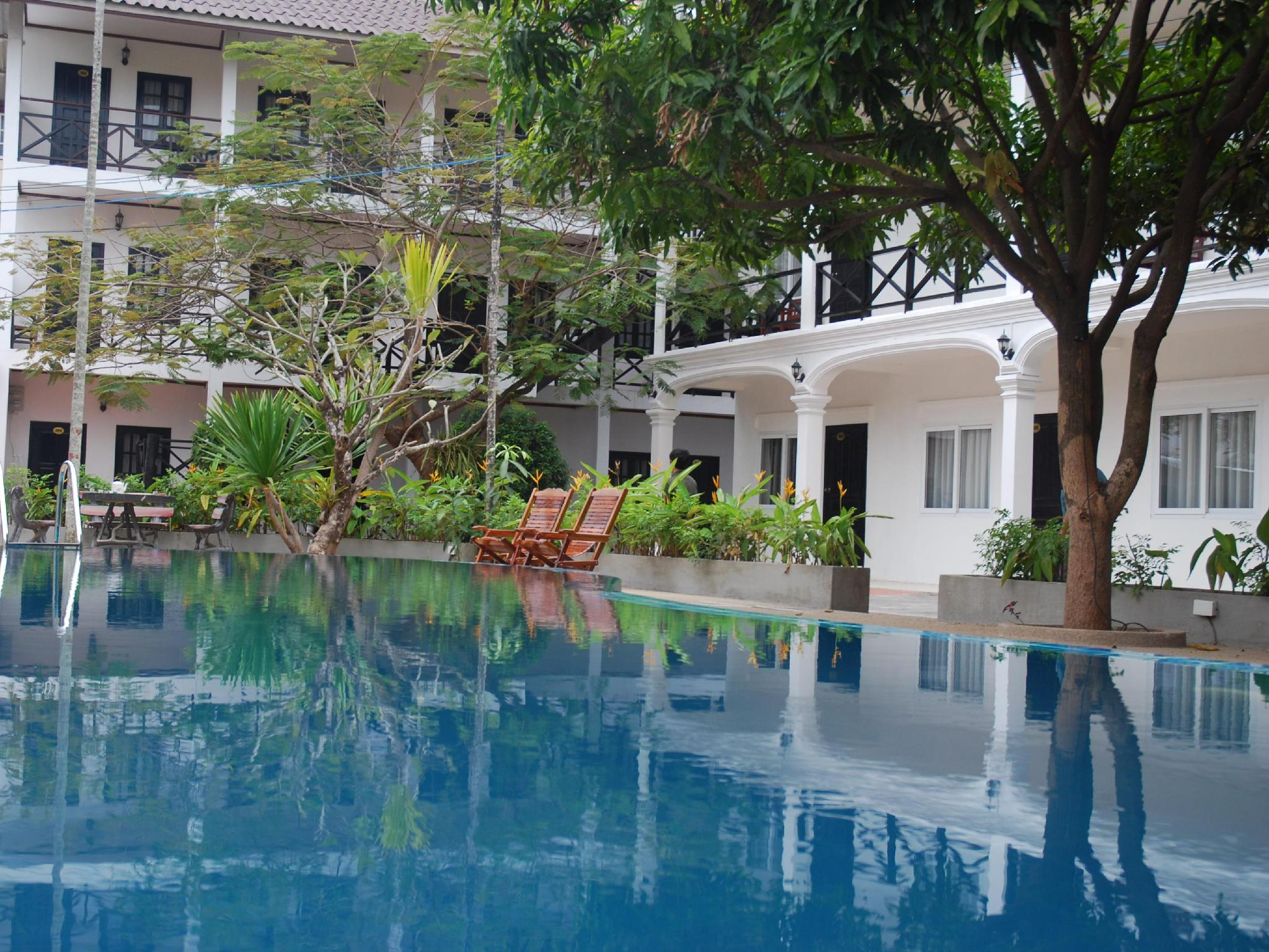 Vientiane Garden Hotel - Hotels and Accommodation in Laos, Asia