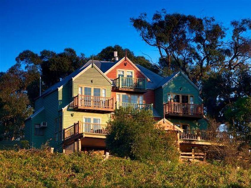 Warrenmang Vineyard & Resort - Hotell och Boende i Australien , Moonambel