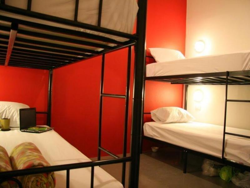 Hotell Kool Backpacker hostel i Patong, Phuket. Klicka för att läsa mer och skicka bokningsförfrågan