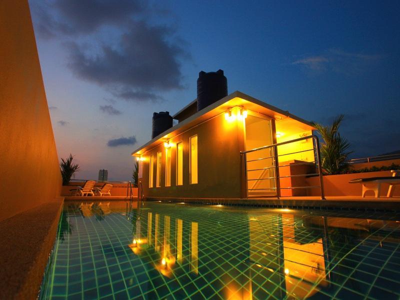 Hotell 88 Hotel i Patong, Phuket. Klicka för att läsa mer och skicka bokningsförfrågan