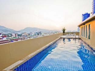 88 Hotel Phuket - Swimming Pool