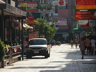 Bangkok Guesthouse@Patong Puketas - Viešbučio išorė