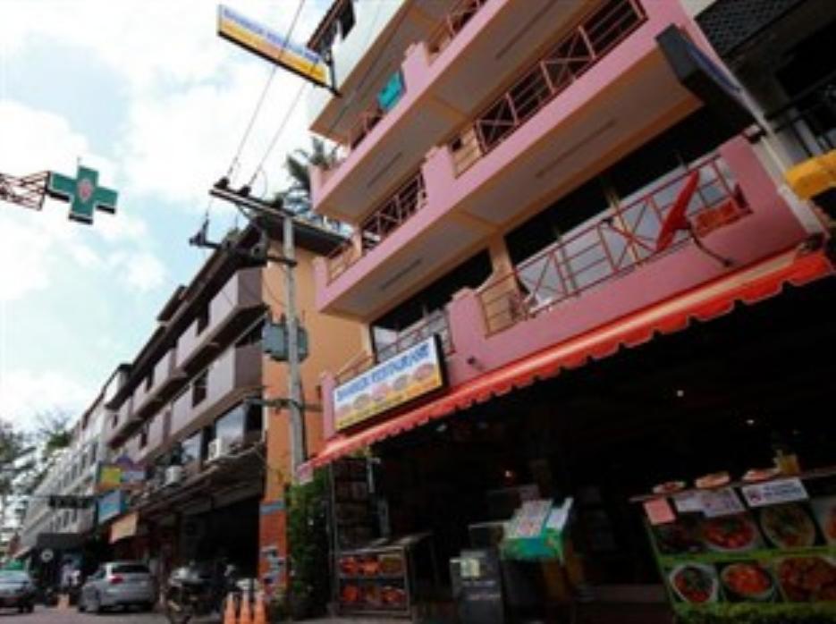 Bangkok Guesthouse@Patong Puketas