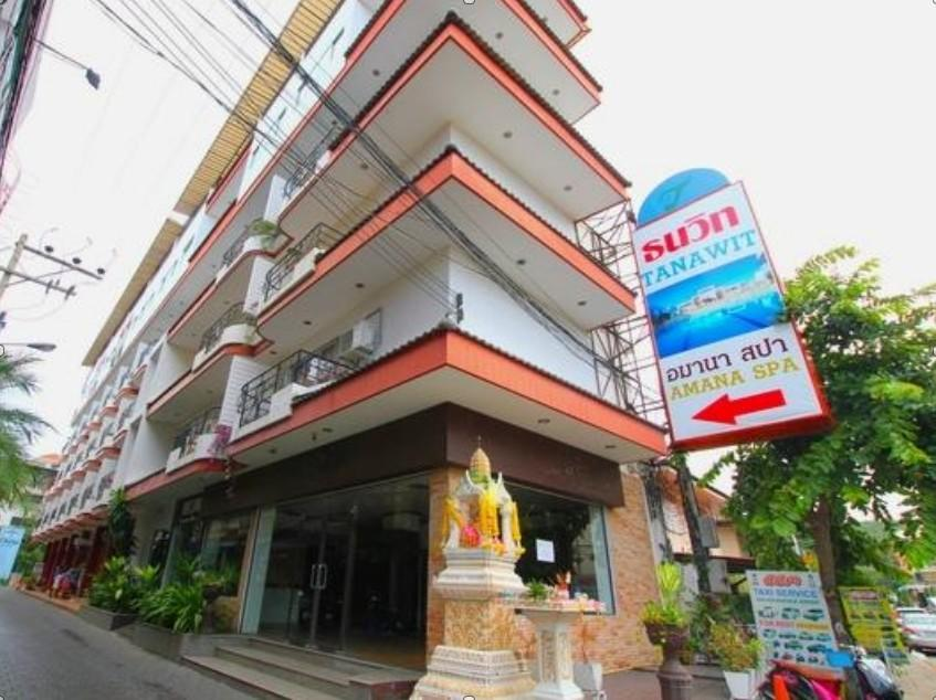 Tanawit House Hotel - Hotels and Accommodation in Thailand, Asia